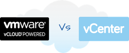 vCloud vs vCenter